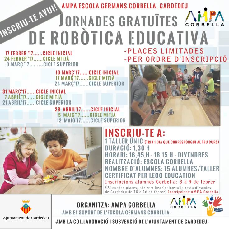 jornades-robotica_ampa_corbella