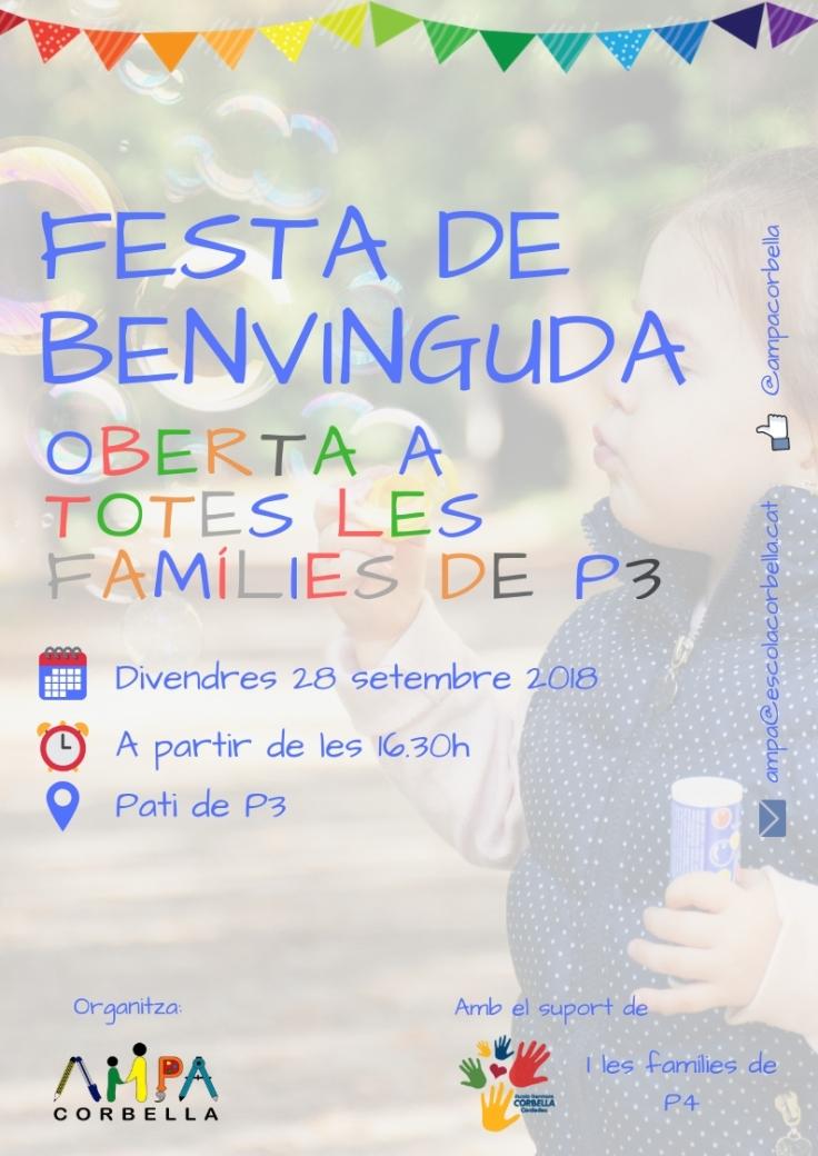 Benvinguda P3-Poster